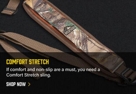 Comfort Stretch Sling on dark background
