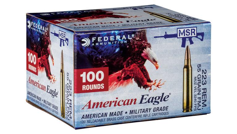 American Eagle Ammo