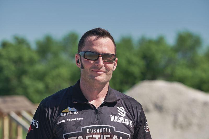 Photo of Butler Creek Ambassador John Scoutten
