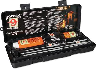 Premium Rifle & Shotgun Cleaning Kit with Aluminum Rod