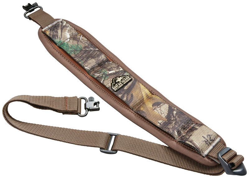 Comfort Stretch Firearm Sling with Swivel