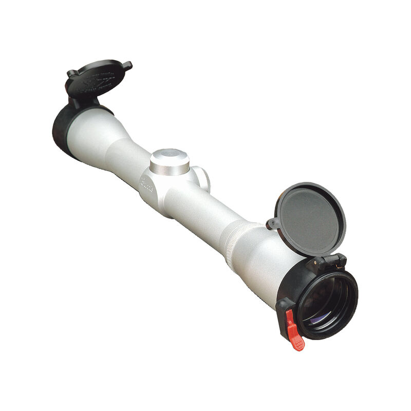 Flip-Open Scope Cover - Objective Lens