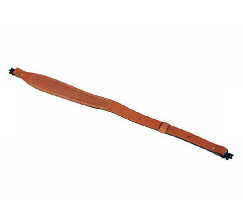 Brown Cobra Sling with Swivels