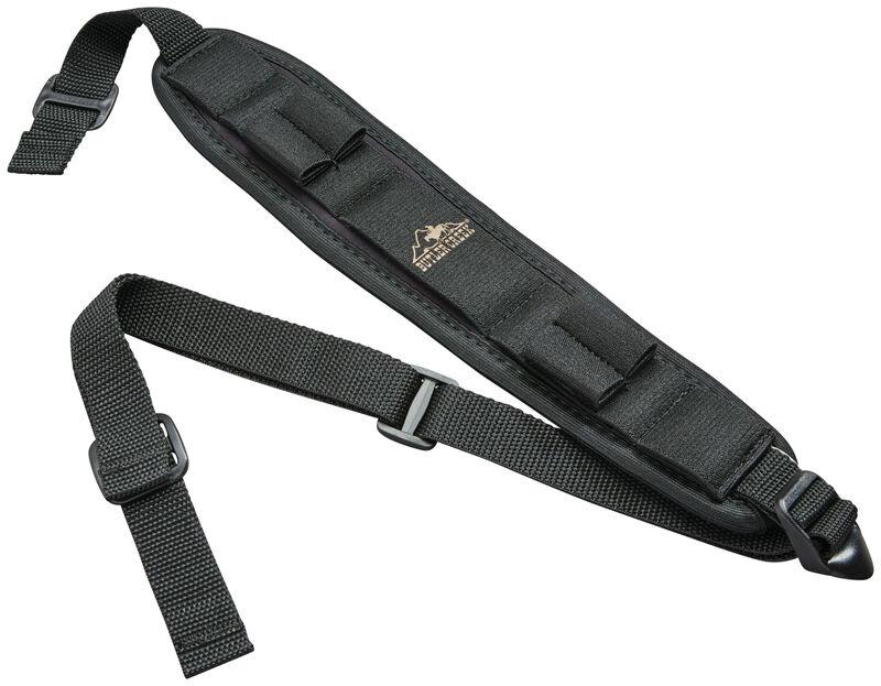 Comfort Stretch® Black Firearm Sling - Alaskan Magnum