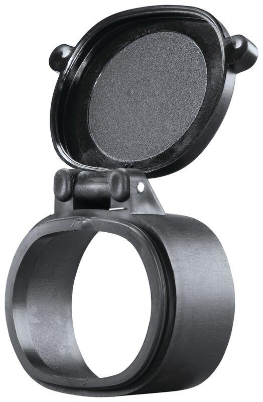 Flip-Open Scope Cover - Objective Lens