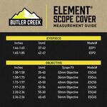 Element Scope Caps - Eyepiece